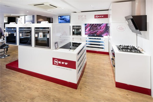 SHOWROOM ĐÀ NẴNG - Bếp 68 | Appliances Kitchen