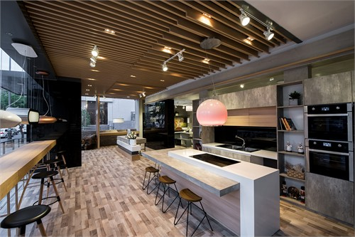 SHOWROOM LÀO CAI - Bếp 68 | Appliances Kitchen