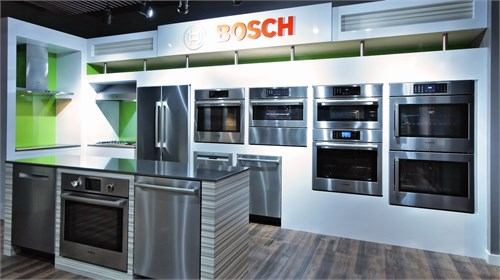 SHOWROOM QUẢNG NINH - Bếp 68 | Appliances Kitchen