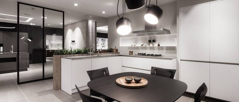SHOWROOM NGHỆ AN - Bếp 68 | Appliances Kitchen